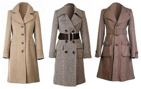 What are the Types of Coats?