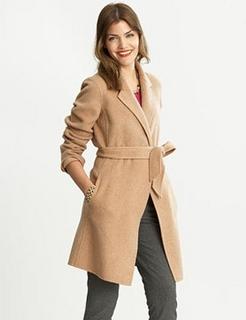 wrap coat