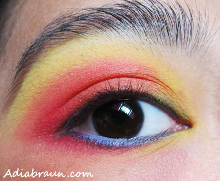 Neon Make Up Tutorial – Get inspired by colors