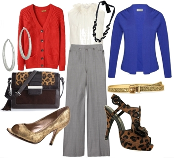 How to Wear Pants Casual Chic