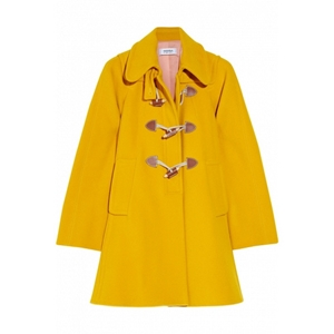 Sonia by Sonia Rykiel Wool and cashmere-blend duffle coat