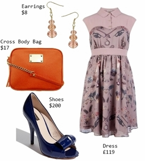 Dress for Valentines Day