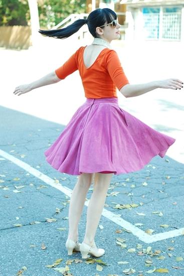 creative fashionista6 vintage dress and skirt