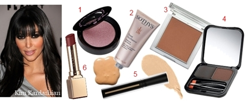 makeup color for Olive skin