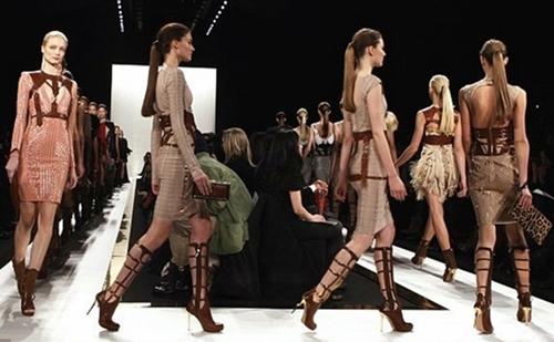 Herve Leger boots