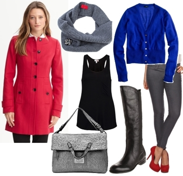 How to Wear Coat - Casual and Comfy