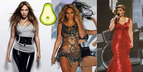 Celebrities-with-Pear-Shaped-Bodies