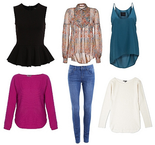 The Perfect Tops for Apple Shape
