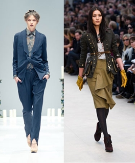 Top Trends for Fall 2012c