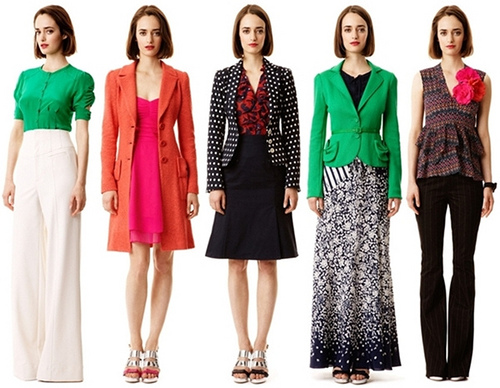 Women Work Outfits for Spring