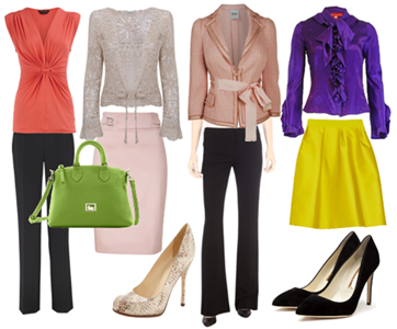 Professional Outfits for Hourglass Body Type