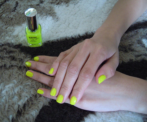 Color Talk: How to Wear Neon