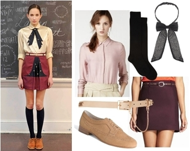 881045335a Fall 2012 Trend Alert  Back to School Looks by Laureen Moffatt ...