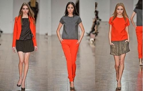 Fall 2012 Trend Orange