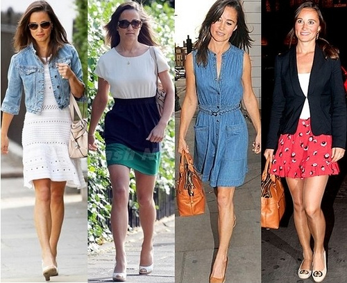 Get the Best of Pippa Middleton´s Summer Style