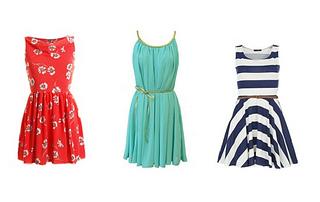 Dresses for a Shower