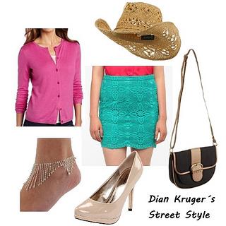 Get Diane Kruger Street Style