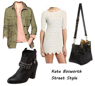 Kate Bosworth celebrity street style