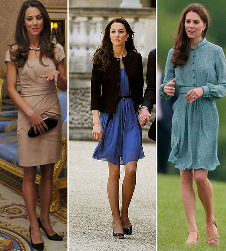 Kate Middleton's High Street Style