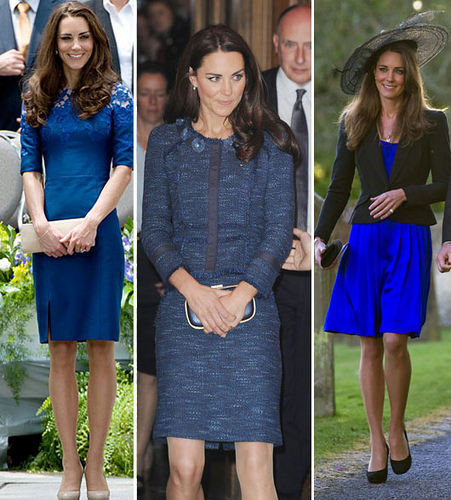 Kate Middleton's Royal Style Classics