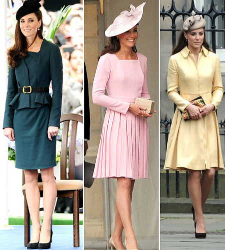 Kate Middleton's Royal Style Dissected