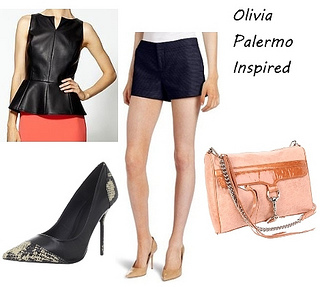 Olivia Palermo Outfit at Couture Fashion Week