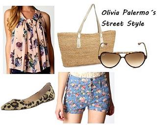 Olivia Palermo celebrity street style
