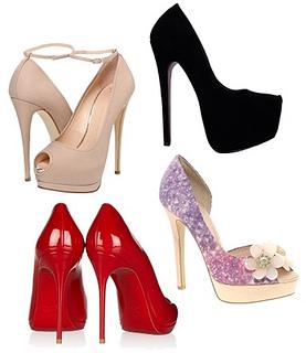 Too High Heels