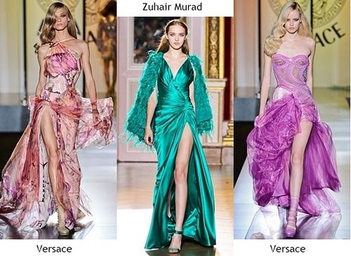 dresstrendfall2012brighteveningdresses