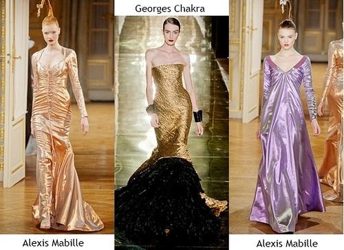 dresstrendfall2012metallicdresses