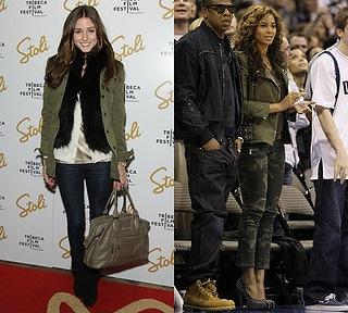 how to wear military jacket with jeans