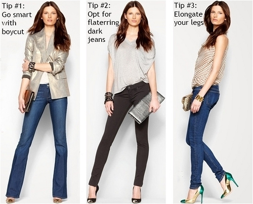 how to wear jeans and looks stylish