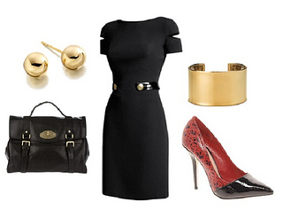 How to wear snakeskin heels to work