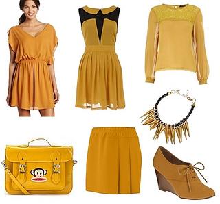 back to school trend honey gold