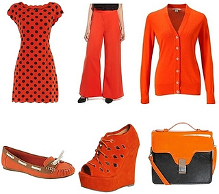back to school trend tangerine