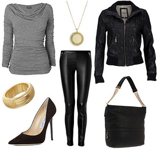 tips on wearing leather pants to a date
