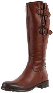 Clarks Womens Mullen Spice Knee-High Riding Boots