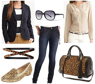 Lauren Conrad outfit for a long flight