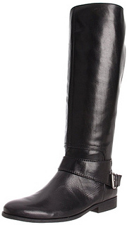 Nine West Womens Tiptop Knee-High Riding Boots