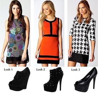 fall fashion mod life dresses