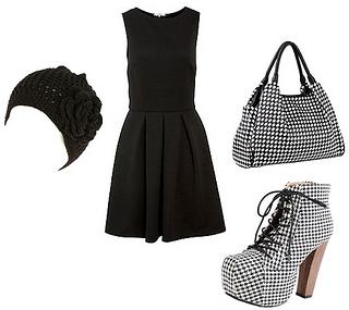LITTLE BLACK DRESS ACCESSORIES - Nasha Bendes