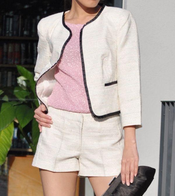 shorts suit for women