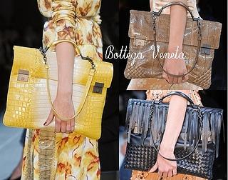 Bottega Veneta Spring 2013 Best handbags