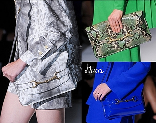 Gucci Spring 2013 Best handbags