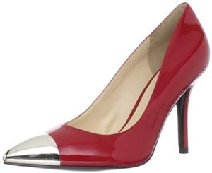 Guess Shoes Myrick cap toe pump