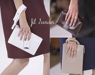 Jil Sander Spring 2013 Best handbags
