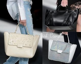 Just Cavalli Spring 2013 Best handbags