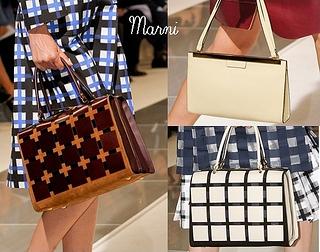 Marni Spring 2013 Best handbags