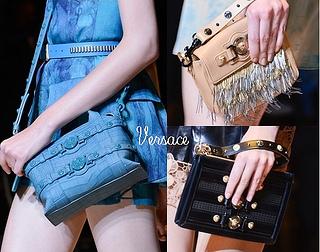 Versace Spring 2013 Best handbags