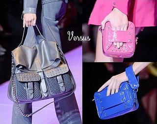 Versus Spring 2013 Handbags